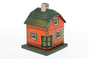 AC1876:Vintage Bing 0 Gauge Train Warden House 12/586