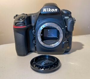 Nikon D850 body with extras - Bundle QXD card & card reader