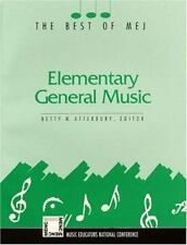 The Best of M. E. J.: Elementary General Music : The Best of M. E. J. (1992,...