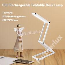 Foldable LED Desk Light Portable Multi-Functional Eye Protection Table Lamp