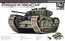 AFV Club 1/35 Churchill Mk.III w/Ordnance QF 75mm Mk.V gun #35s54 *C Description
