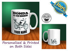 Honda XL125V Varadero Motorbike Personalised Ceramic Mug Gift (MB094)