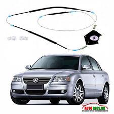 Volkswagen Passat B5 Front Left Electric Window Regulator Repair NEW