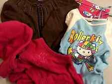 GIRLS WINTER CLOTHING SIZE 8 ORIGAMI/ MILKSHAKE/ HELLO KITTY