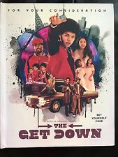 2017 Emmy NETFLIX THE GET DOWN 4 DVD 11 Eps JUSTICE SMITH.HERIZEN GUARDIOLA