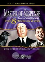 HITCHCOCK, ALFRED: MASTER OF SUSPENSE- Brand New & Sealed- Fast Ship! OD-135