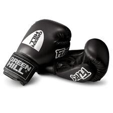 Green Hill Bgf-2042 Guanti da Boxe Unisex – adulto Nero 10 OZ Sport