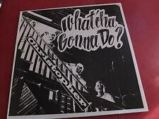 Ao-102... Christopher What 'cha Gonna Do? LP 1989, ed. of 350 Rockadelic