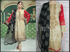 Pakistani/India Designer MariaB Replica Stitched Lawn Suit Latest Collection2018