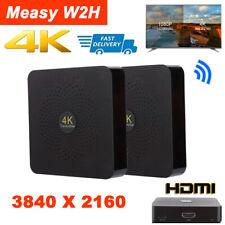 Measy 4K 2160P Wireless AV Sender Audio Video Transmitter Receiver HDMI Adapter