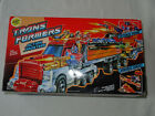 Transformers G1 Action Master Optimus Prime in box with booklet &unused stickers