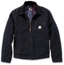 Carhartt Arbeitsjacke Von Detroit Jacket Ej001 L