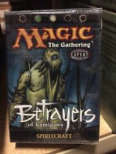 Magic The Gathering Betrayers Of Kamigawa Spiritbane Deck MTG CCG TCG