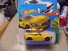 Hot Wheels HW Exotics '15 Mercedes-AMG GT on Short Card