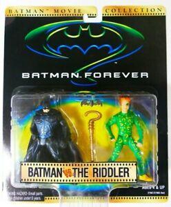 Batman Forever Kenner Batman vs Riddler BOC