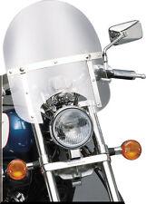 "SLIPSTREAMER HD-0 WINDSHIELD CLEAR 7/8"" Fits: Harley-Davidson XR1200X,XL883N Iro"