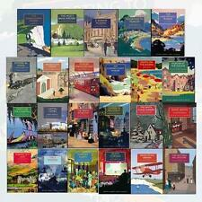 British Library Crime Classics Series 23 Books Collection Set NEW PACK BRAND