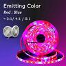 Outdoor SMD 5050 LED Grow Light Bar Hard Rigid Strip Full Spectrum Red Blue Lamp