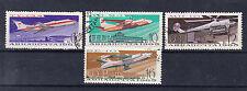 Russland Briefmarken 1965 Flugzeuge Mi.Nr.3168-71