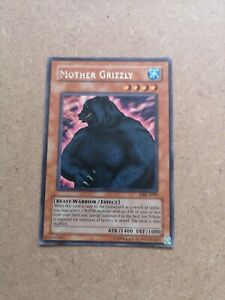 Yugioh - Mother Grizzly - MRL-E090 - Rare - Trading Card - Free Postage