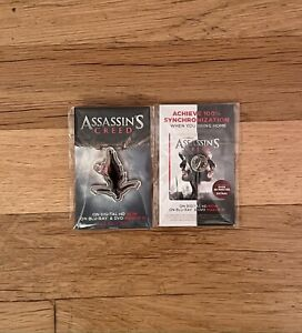 ASSASSIN'S CREED x2 Leap of Faith Enamel Pins, PAX East Exclusive, NEW SEALED
