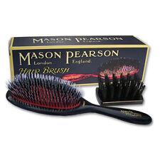 Mason Pearson BN2 'Junior Bristle & Nylon' Hair Brush + FREE 1541 London Comb