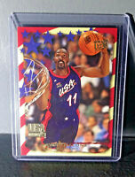1995-96 Karl Malone Fleer Ultra USA Basketball #3 Basketball Card