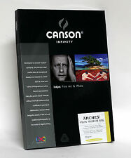 Canson Infinity Arches Velin Museum Rag 250gsm A3+ 25 Sheets