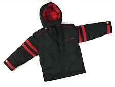 KIDS POLO SPORT RALPH LAUREN PUFFER JACKET YOUTH SIZE 6 Red And Black