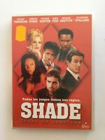 DVD SHADE Sylvester Stallone Melanie Griffith Jamie Foxx DAMIAN NIEMAN