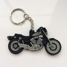 Yamaha Virago XV535 XV 535 Anti Scratch Tank Friendly Rubber Keyring Keychain I