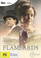 Flambards DVD Region 4 NEW KM PEyton Christine McKenna Alan Parnaby