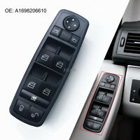 A1698206610 Master Power Window Switch for Mercedes-Benz A-Class W245