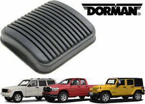Dorman 20780 Brake Pedal Pad For Select Dodge Jeep Ram Models New Free Shipping