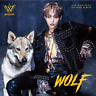 "K-POP THE ROSE WOOSUNG Mini Album ""WOLF"" [ 1 PHOTOBOOK + 1 CD ]"