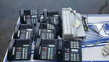 Nortel Networks Norstar Phone system with 7 phones