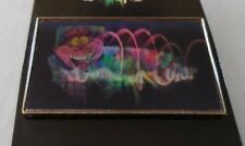 Disney Pin WDI World of Color Lenticular Cheshire Cat Pin LE300
