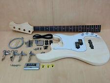 Electric Bass Guitar DIY Kits EB-303DIY w/Free Digital Tuner, Picks
