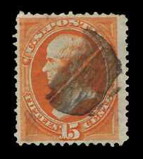 STUNNING GENUINE SCOTT #152 USED 1870 NATIONAL BANK NOTE CO - PRICED TO SELL