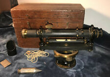 Keuffel and Esser Co.Level Transit Survey Scope Theodolite Antique 46476