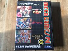 Mega Games 2 Megadrive Pal (Asian Version) New