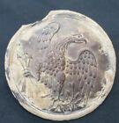Civil War U.S. Eagle Breast Sword Plate with Wheat & Talons