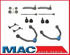 1993-1998 Lincoln Mark VIII 2 Control Arms Lower Ball Joints 11Pc Kit