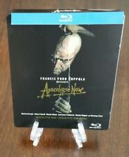 APOCALYPSE NOW Canadian Exclusive STEELBOOK Blu-ray. Vietnam War Movie