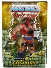 MOTUC Goat Man Masters of the Universe Classics In Hand New 2014 SDCC Exclusive