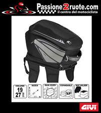 borsa serbatoio tank bag moto Tanklock Givi xs307 bf04 kawasaki z750 04-12