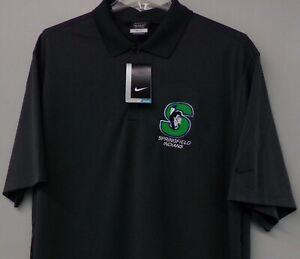Springfield Indians AHL Hockey Nike Golf Mens Polo XS-4XL, LT-4XLT Falcons New