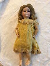 ANTIQUE BISQUE Doll SIMON & HALBIG S H 1079