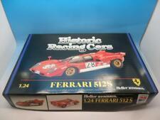 Carrera 85446 Pneus 1//24 pour Ferrari 512S Berlinetta