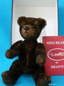 Dean's Mini Bear 'Thistle' in Box